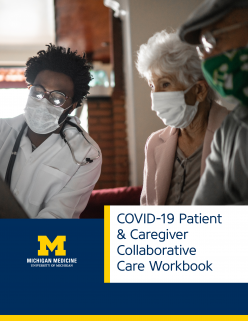 Covid-19 Patient & Caregiver Collaborative Care Workbook